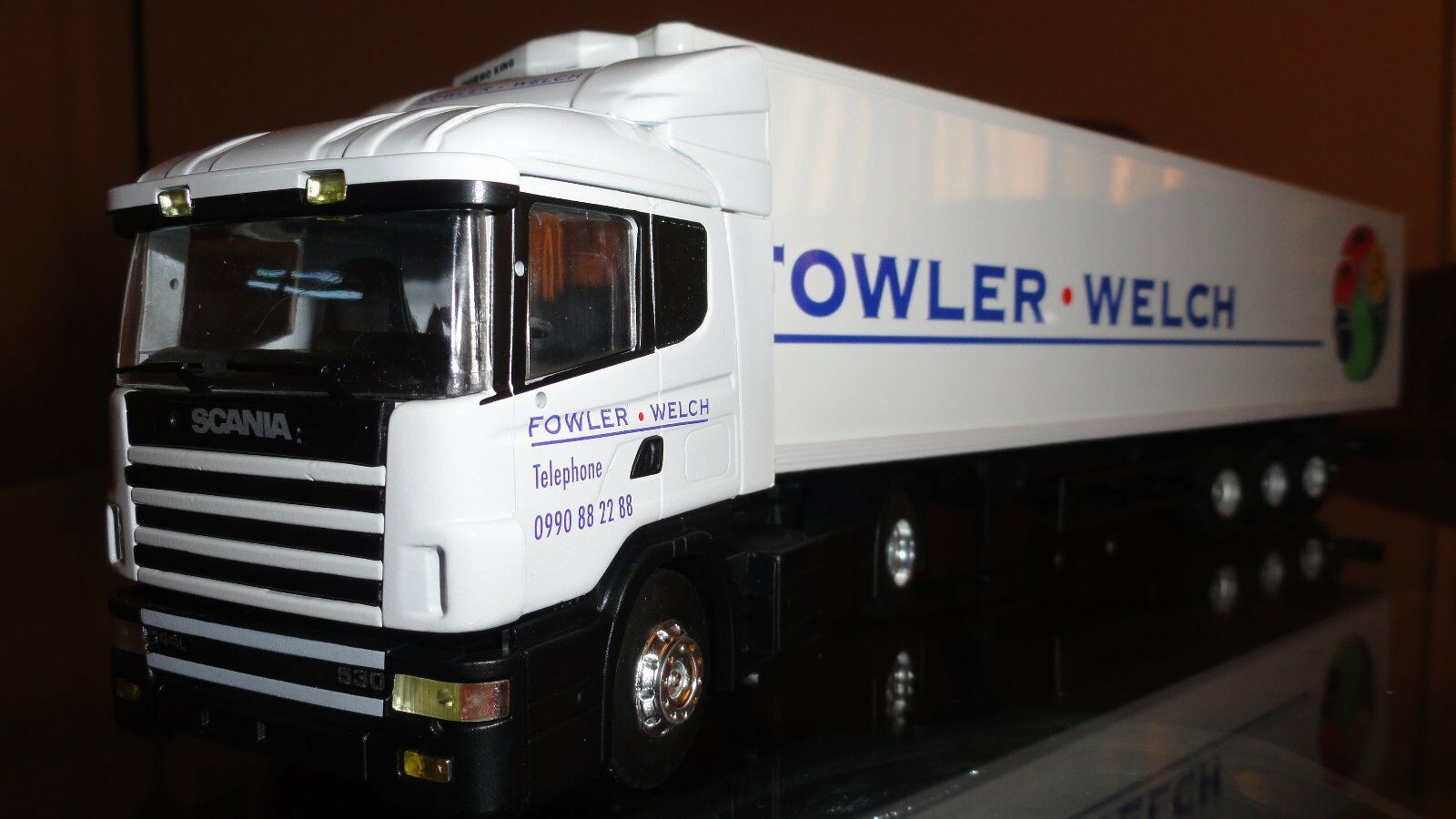 ELIGOR SEARCH IMPEX SCANIA FOWLER WELCH, 1 43, NEW