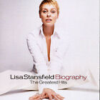 Biography: Greatest Hits (Special Edition) by Lisa Stansfield (Singer) (CD, Feb-2003, Arista)