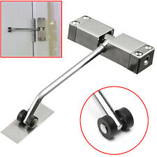 item 3 Stainless Steel Adjustable Surface Mounted Automatic Spring Closing Door Closer -Stainless Steel Adjustable Surface Mounted Automatic Spring Closing ...  sc 1 st  eBay & Stainless Steel Adjustable Surface Mounted Automatic Spring Closing ...