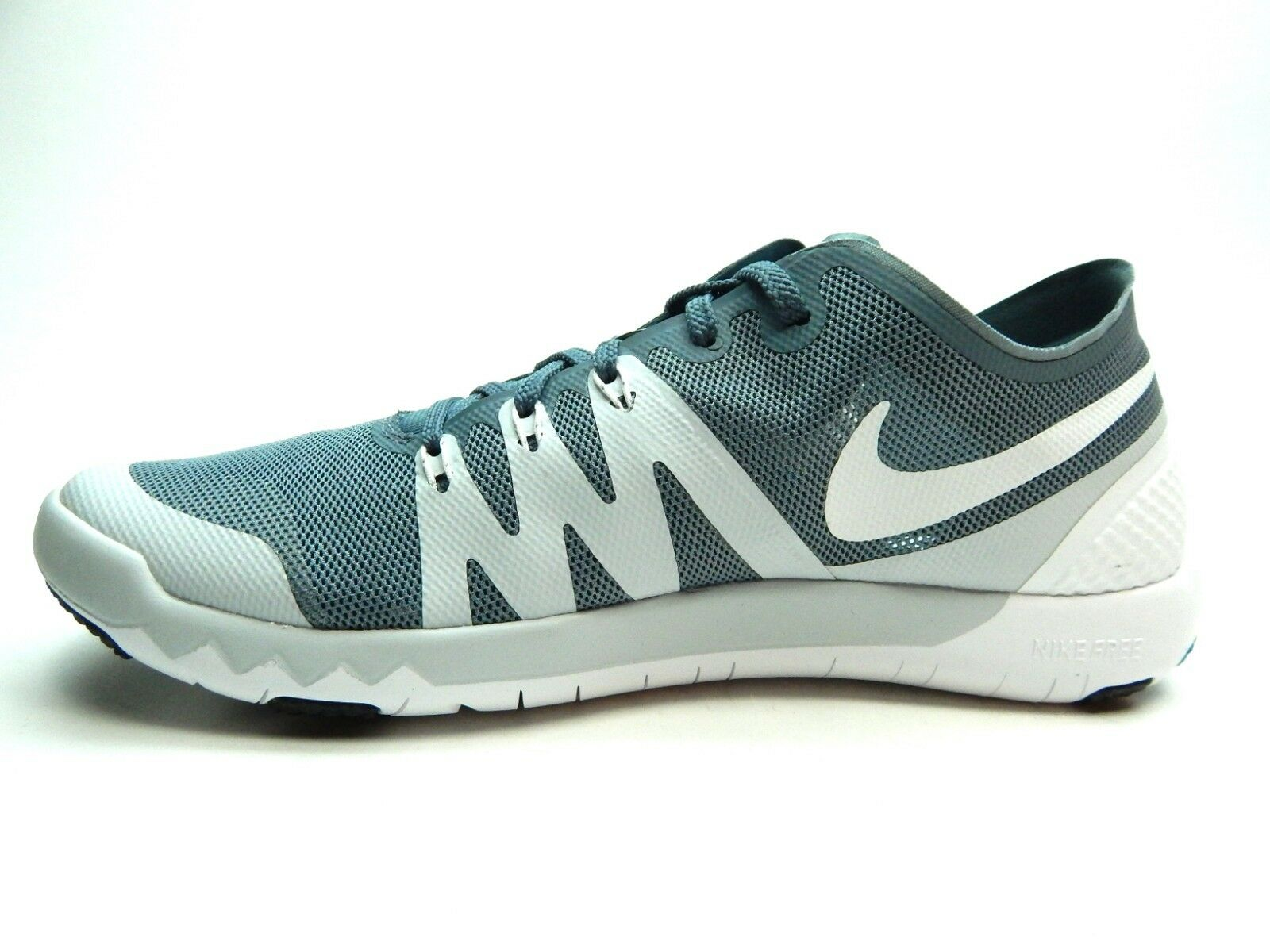best sneakers f0dd4 86d9d ... NIKE FREE TRAINER 3.0 V3 Men shoes shoes shoes blue graphite white  705270 466 sizes 8.0 ...