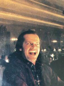 Signed The Shining Bar Scene Movie Photograph Jack ...