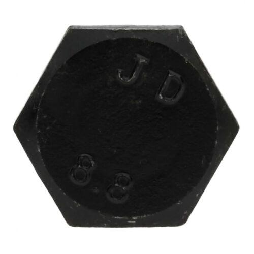 DIN 961 Sechskantschraube Gewinde bis Kopf 8.8 blank Fein M 8 x 1 x 80