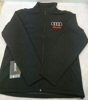 Audi Softshell Jacket Embroidered Logos