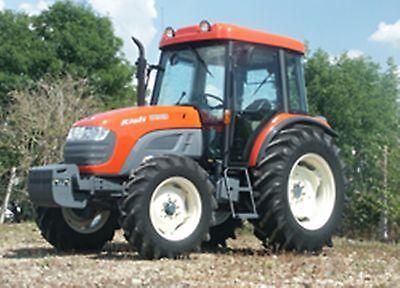 los operadores y piezas manuales Ih 434 Tractor taller