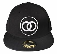 Dissizit Channel 0 Black 59fifty Era Fitted Hat