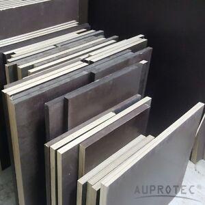 Reste 21mm Siebdruckplatten Sperrholz Platten Zuschnitt Birke