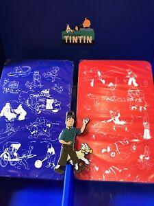 Tintin Jeu De Carte Pendentif Corner Herge Serie Limitee Collector Ed. Atlas