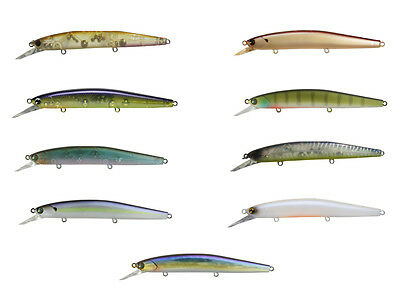 IMA FLIT 120 JERKBAIT SUSPENDING LURE BASS STRIPER FISHING SELECT COLOR