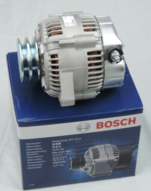 GENUINE NEW BOSCH ALTERNATOR TOYOTA SOARER 1UZ-FE 1JZ-GTE 12V 100A