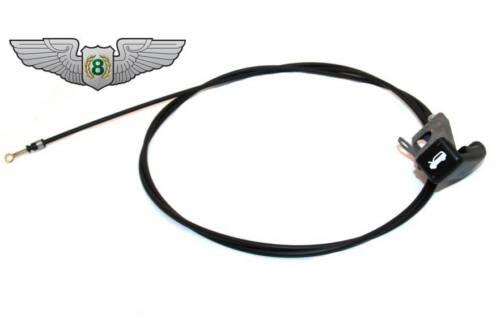 Land Rover Discovery 2 Neu Original Motorhaubenentriegelung Kabel Fse000010