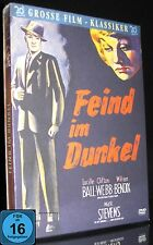 DVD FEIND IM DUNKEL (Classics) - FOX GROSSE FILM-KLASSIKER - IM SCHUBER * NEU *