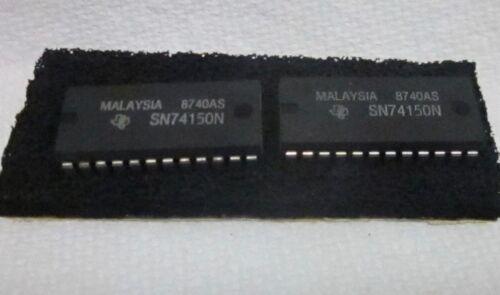 SN74150N VINTAGE MULTIPEXER LOT OF 2 EACH