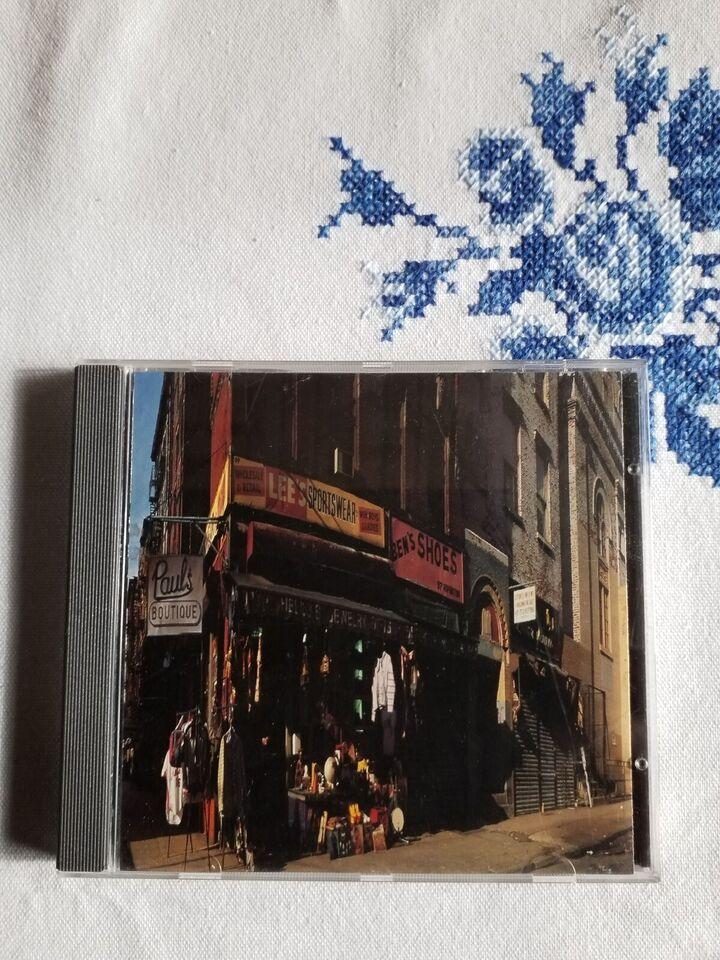 Bedste Boys: Paul's Boutique, hiphop