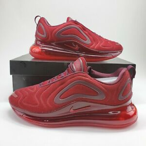 Details about Nike Air Max 720 Men's Sz 10 Running Shoes University Red  AO2924-601 NEW