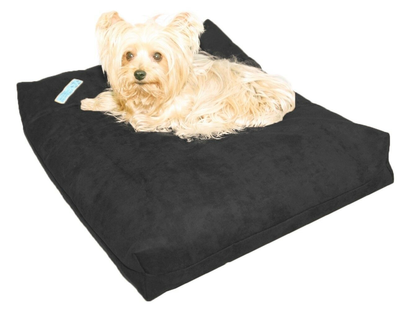 Five Diamond Collection Shrotded Memory Foam Orthopedic Dog Bed,Made In USA (Cha