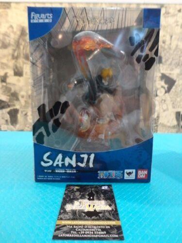 Sanji Diable Jamble One Piece Figuarts Zero Figure bandai Originale Sigillata
