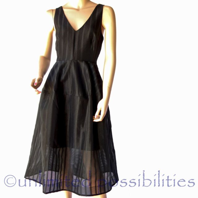 76a2d40bac PORTMANS SIGNATURE On A Glamorous Night Gown Dress Black New Size 10 Tags