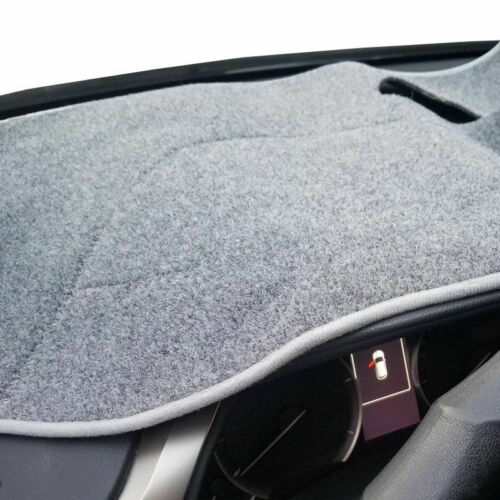 Dashboard Dashmat Cover for Honda Civic 10th Gen 2016-2018 Non-Slip Rat Gray Pad
