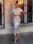 Details about  /NWT Zara Size XS Silver Sequin Pencil Skirt Ref 7697//047
