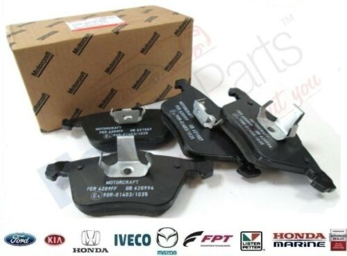 Genuine Ford Fiesta Fusion  Front Brake Pads 2001-2012 1783839 excl ST