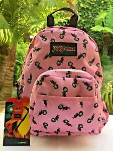 dae9f294f22 Disney Pixar The Incredibles 2 Edna Mode Jansport Half Pint Mini ...