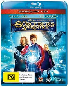 Sorcerers-Apprentice-Blu-ray-2011-2-Disc-Set-AUSTRALIAN-REGION-B