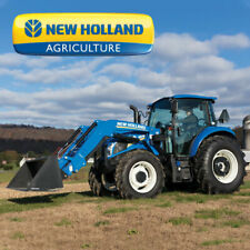 New Holland Agriculture Construction Service Manuals Dvdusb