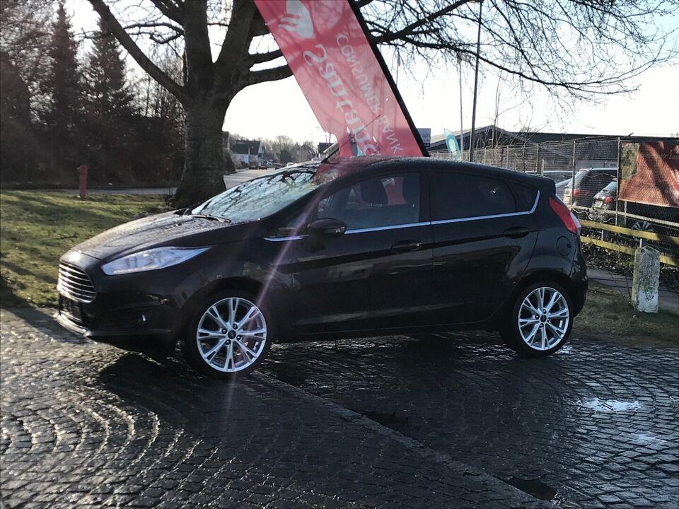 Ford Fiesta 1,0 SCTi 125 Titanium Benzin modelår 2014 km