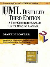 UML Distilled: A Brief Guide to the Standard Object Modeling Language (3rd...