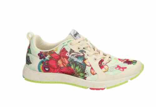 FW16 DESIGUAL SCARPE PALESTRA FITNESS GYM SHOES EVA T DONNA WOMAN 60DS1A6 1013