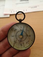WW2 GERMAN AUSTRIA MILITARY COMPASS OLD STYL SEE IT RARE