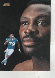 FREE-SHIPPING-MINT-1991-Score-345-Bruce-Smith-Buffalo-Bills-DREAM-TEAM