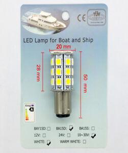 BOAT LED Pin Light white