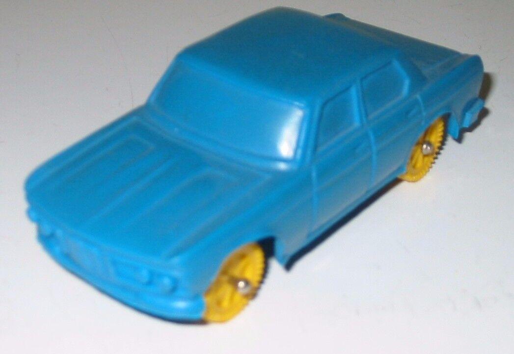 Gummiauto BMW e3 2500 2800 3.0 3.3 caoutchouc auto 1968 - 1977 RARE