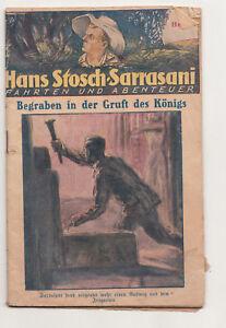 Hans-Stosch-Sarrasani-Fahrten-amp-Abenteuer-Heft-34-Begraben-in-der-Gruft-H5