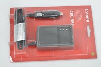Genuine Canon Cbc-nb2 Car Battery Charger For Nb-2l Or Bp-2f12 Batteries