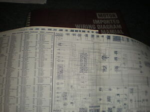 1978 1979 MG MGB MIDGET WIRING DIAGRAMS SCHEMATICS MANUAL ...