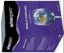 MOSCATO California - World Vineyard Wine Making Kit by Winexpert