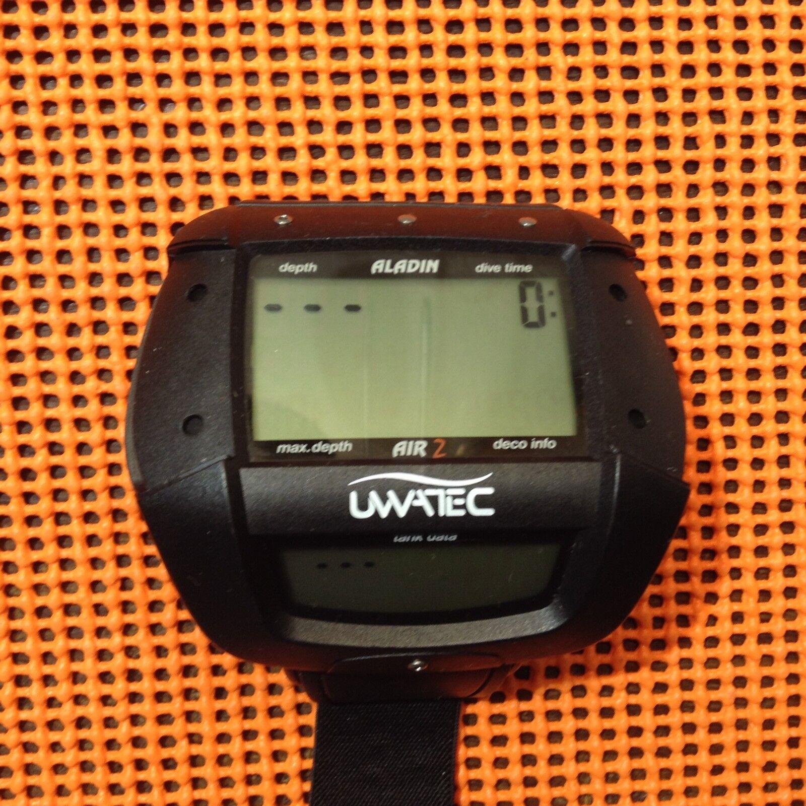 Batteriewechsel Erneuerung der Batterie für Uwatec Aladin Air Z   Nitrox   O²