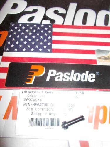 "3000 402668 Retainer /""NEW/"" Paslode Part # 402743 PIN//NEGATOR DRUM"