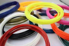 12tlg 5M  3D PEN PCL  Filament 1.75mm Niedrige Temperatur Drucker-Stift 6 Farben