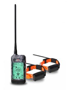 X22+ satellitare dogtrace per cani con 2 collari inclusi
