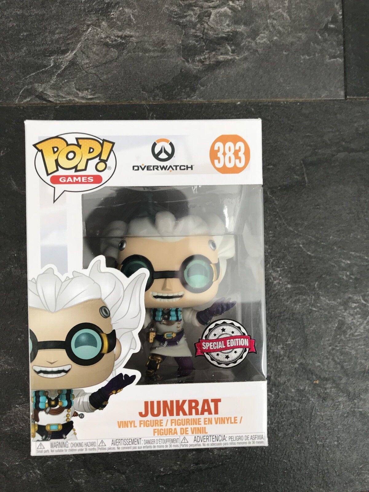 Junkrat Junkenstien EXCLUSIVE Funko Funko Funko Pop 91059e