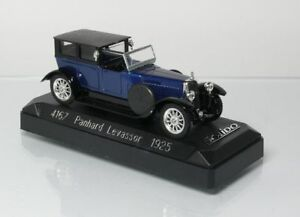 Solido-4167-1-43-Panhard-Levassor-1925-EMBALLAGE-D-039-ORIGINE