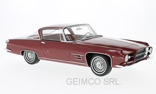 Chrysler Dual Ghia L 6.4 Coupe 1960 BoS modellllerler 1 18 BOS086 modellllerlerl