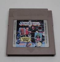 Nintendo GameBoy GB Spiel - WWF Superstars 2 ( Wrestling Catchen ) - Game Boy