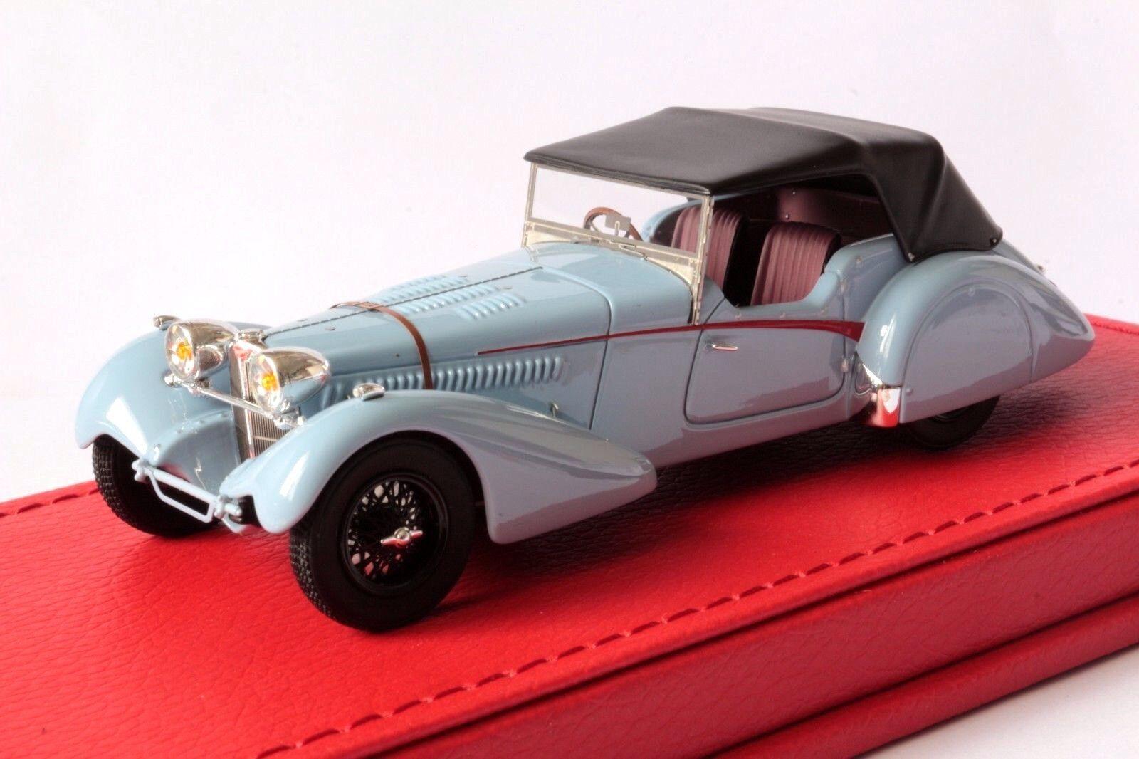 Bugadi t57sc Vanden plas roadster 1937, 35repas 57541 original 1   43 evrat edición limitada.Antes de