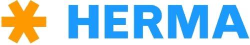 NEU /& OVP Herma 2340 Haftetiketten 12 x 18 mm weiß 32 Blatt 1792 Etiketten skl