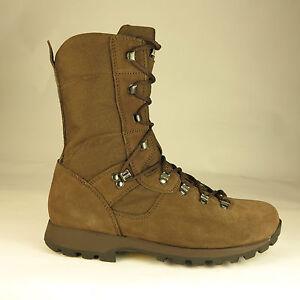Altberg Desert Microlite Combat Boots Mod Brown SV 6058