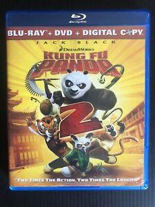 Kung Fu Panda 2 Blu Ray 2dvd Dreamworks Ebay